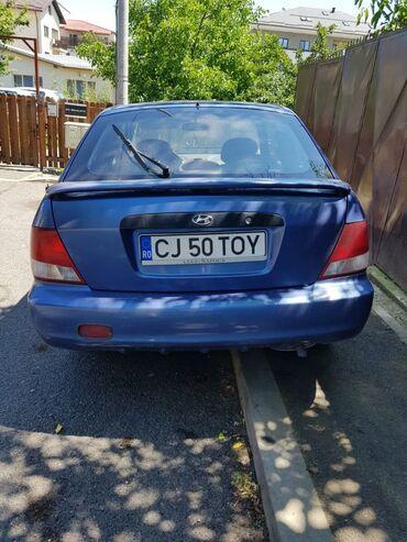 Hyundai Accent 1.4 l. 2000 | 150000 km
