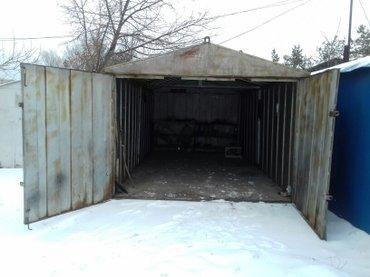 selo budenovka в Кыргызстан: Продаю гараж металлический 3х6 волговский. р-н жил городок совмина с