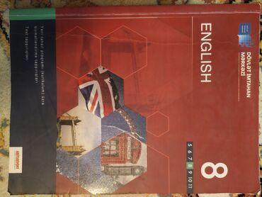 Ingilis dili 8ci sinif Dim