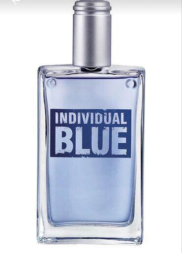 Gözəllik və sağlamlıq - Gəncə: Awon - Individual Blue 100 ml kişi parfumu