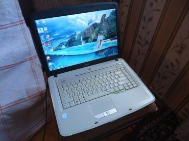 Acer Aspire 5310 Noutbuku əla vəziyyətdədir.Bütün funksiyaları в Bakı