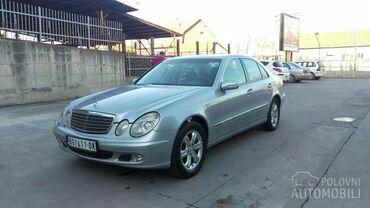 Mercedes-Benz E 200 2.2 l. 2004 | 259000 km