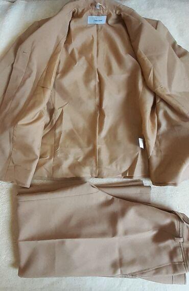 Brojevi od - Srbija: Komplet odelo . Kupljeno u Nemackoj . Noseno samo jednom