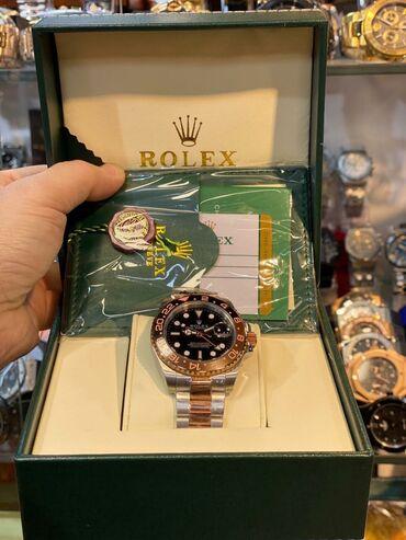Mağaza vitrinleri - Азербайджан: Мужские Наручные часы Rolex