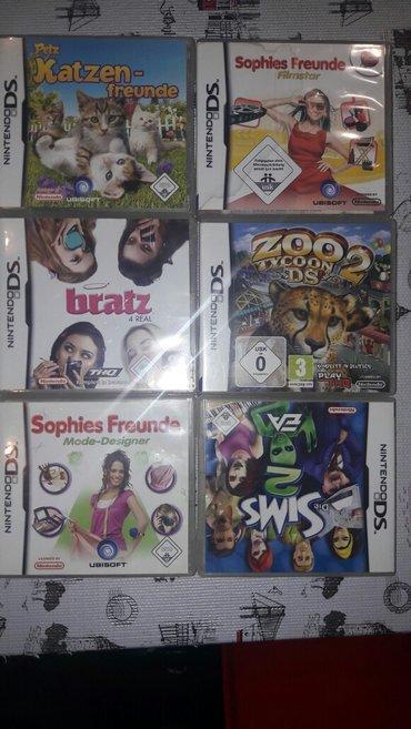 Xırdalan şəhərində Nintendo games