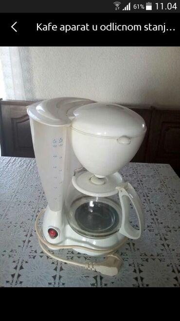 Kuhinjski aparati | Bogatic: Aparat za filter kafu.ispravan.par puta koriscen