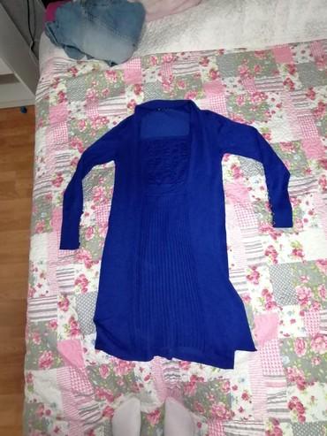 Nova haljina sa prividom prisivenog kardigana - Leskovac