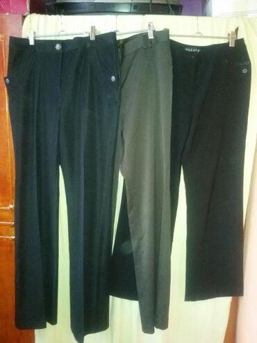 fiat 850 в Кыргызстан: Новые женские брюки ткань плотная стрейч 50-52 р по 850 сом