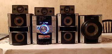 акустические системы pro ject в Кыргызстан: Продаю музыкальный центр SONY MHC-GZR9D 7900W Характеристики и описани