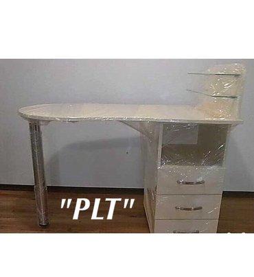 Bakı şəhərində Salon manikur stolu