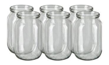 Продаю стеклянные банки разных размеров от томатов, масел и прочее