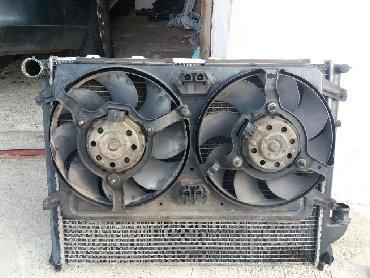 Alfa-romeo-166-2-5-mt - Srbija: Komplet hladnjak sa ventilatorima alfa 166 2.4jtdLicno preuzimanje u