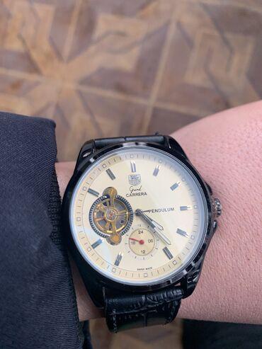 Часы механические Carrera Б/у 990 сом!