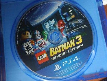 detskie igrushki lego в Кыргызстан: Lego Batman 3 Для PS4