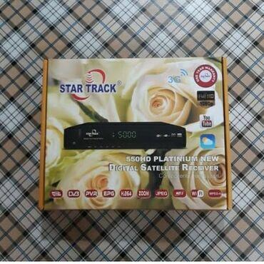 star track tv 43 - Azərbaycan: Salam. Krosnu aparati. Star track 550HD.Qiymet 30 manat. Mehsullar cox
