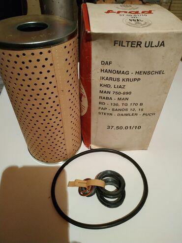 Auto delovi - Rumenka: Filter ulja za kamione itd. ! 10kom