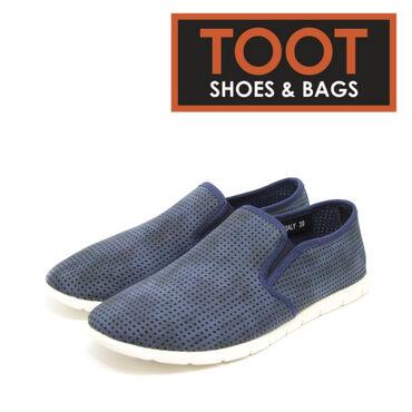 мужские мокасины в Кыргызстан: Мокасины мужские  Toot Shoes&bags Артикул: A1643ALY (1) Детали Раз