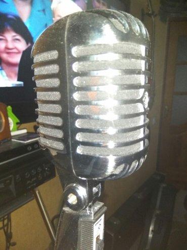 radio-mikrofon-shure-sm58 в Кыргызстан: Микрофон