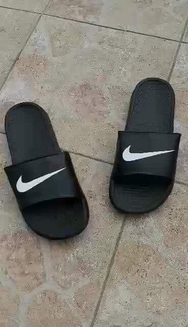 Muške Sandale i Japanke | Srbija: Crne Nike papuce, ponovo dostupne :)Brojevi: 46Kalupi su za broj