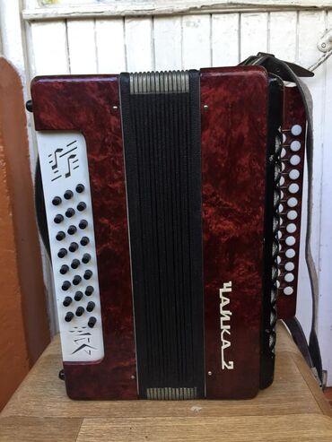 Гармошки - Кыргызстан: Гармошка модель Чайка-2 в отличном состоянии