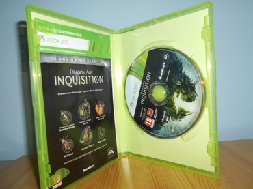 DRAGON AGE INQUISITION XBOX 360 - Original - Belgrade