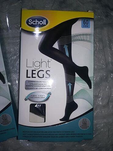 Scholl Light Legs carapeNove Scholl Light Legs kompresivne čarape