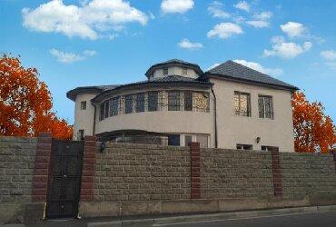Аренда Дома Посуточно от собственника: 350 кв. м., 5 комнат в Бишкек