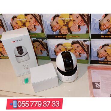 30 elan: ✅Ip (wi-fi) camera‼️Bu kameraların digər kameralardan fərqi və