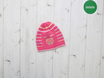 Детская шапка на девочку Grans    Высота: 19 см Ширина: 19 см Состояни