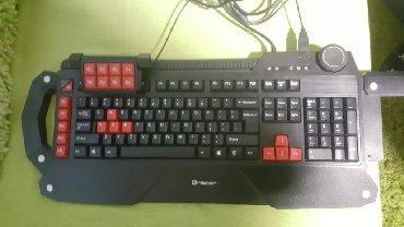 PDA i oprema | Srbija: Tastatura gejmerskaKao nova koriscena mesec dana tracer comando gaming