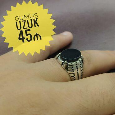 Gumus Uzuk - 45 ₼ 🆆🅷🅰🆃🆂🅰🅿🅿 - #baku #azerbaijan #aztagram #azerbaycan