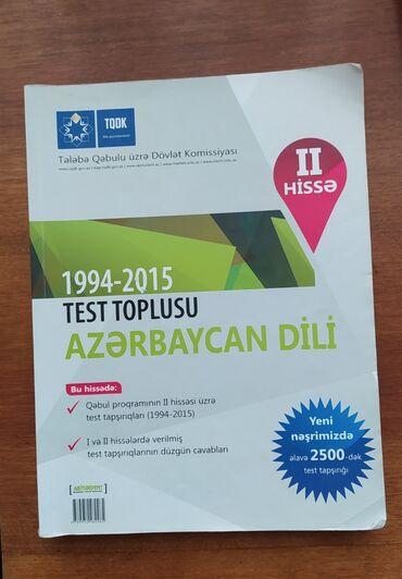 hp azerbaycan - Azərbaycan: Azərbaycan-dili test toplusu 2-ci hissə