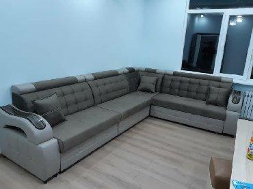 ами мебель кухонный угловой диван николетти в Кыргызстан: Продаю диван угловой выбор большой оптовый цена месьте с доставка по