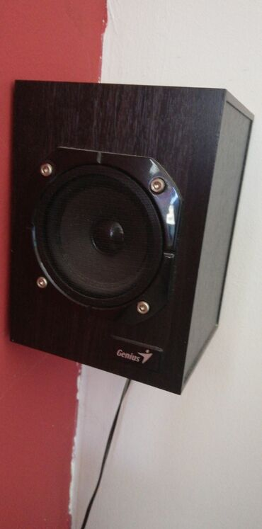 Aston martin db9 5 9 mt - Srbija: Zvucini 5.1 sistem GENIUS zvučnici SW-HF5.1 4600 v2 5.1, 125W, 40Hz-20