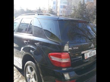 Mercedes-Benz ML 350 2005 в Бишкек - фото 4