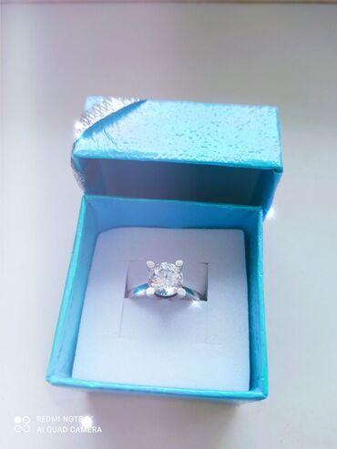 Продаётся кольцо серебро 925 проба размер 17.5 производство итальянски