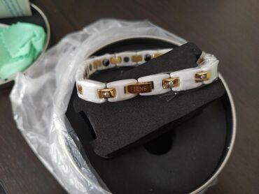 """Аксессуары - Бишкек: Титановые магнитные браслеты «Тяньши» (Идёт скидка на 2 недели """"с"""