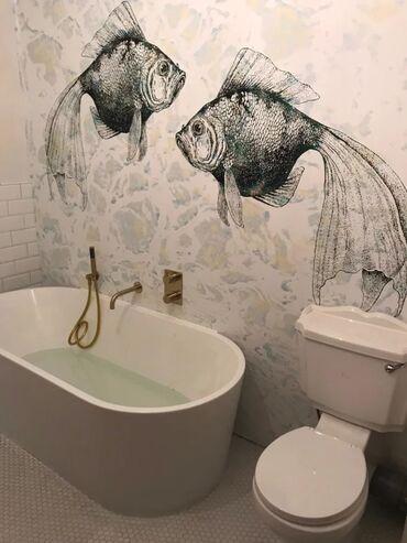краска для стен бишкек в Кыргызстан: Рисуем на стене (роспись стен)