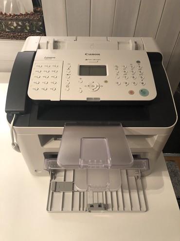 Stampac fax, skener Canon, uvoz Svajcarska - Smederevo