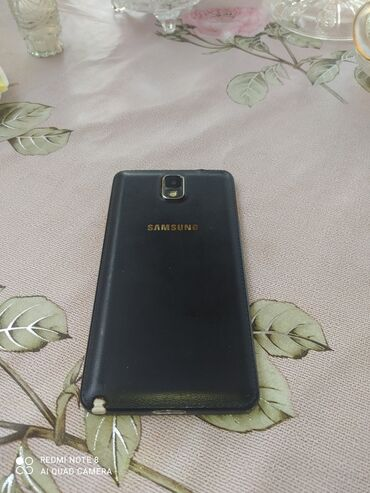 6 elan   SAMSUNG: Samsung Galaxy Note 3   32 GB   Qara   Sensor