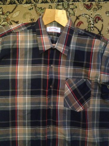 Продаю новую мужскую рубашку с в Бишкек
