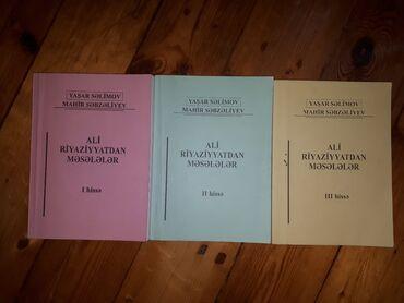 ali riyaziyyat - Azərbaycan: Ali mektebler ucun riyaziyyat meseleler kitabi