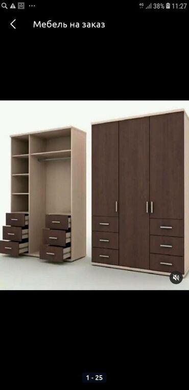 Шкафы на заказ и другие корпусные мебели