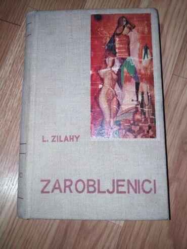 Knjige, časopisi, CD i DVD | Sremska Mitrovica: Knjiga ZAROBLJENICI *410* STRANA