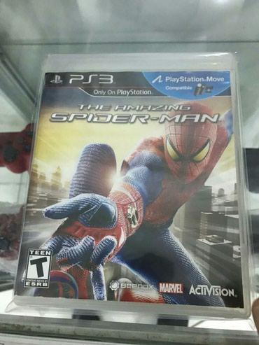 Bakı şəhərində PlayStation PS3 Original Lisenziya disk.