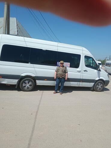 Услуги - Чункурчак: Спринтер Рэкс на заказ в любую точку Кыргызстана