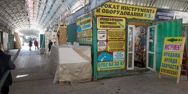 вторичная недвижимость в Кыргызстан: Продаю утеплённый контейнер на Ортосайском рынке. 10-тонник