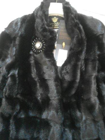 Шуба.чёрный брилиант.перчатки и шарф подарок в Сабаиль - фото 3