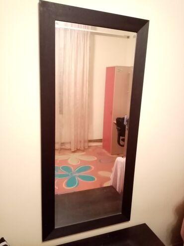 Kućni dekor - Valjevo: Ogledalo. Dimenzije 150×70