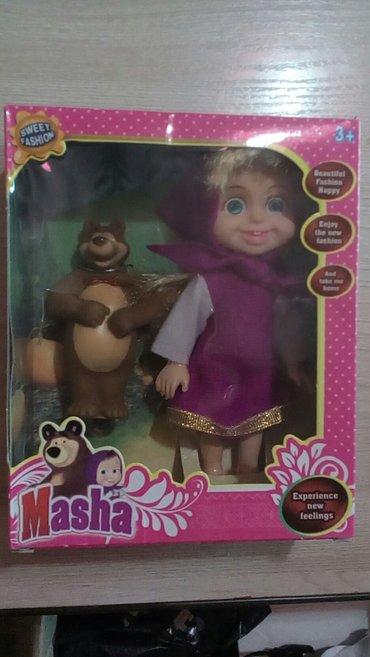 Куклы маша и медведь в Бишкек